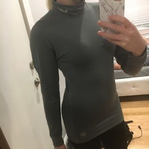 Nike Tops - NIKE FIT THERMA WORKOUT TOP